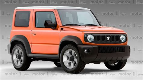 Jimny Suzuki by Suzuki Jimny Production Ends Next Generation Debuting
