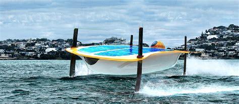 Hydrofoil Boat by Hydrofoils