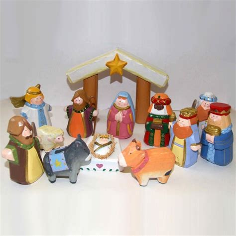 collectibles nativity sets gifts childs