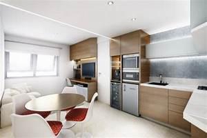 Patios Interiores Pequenos En Casas