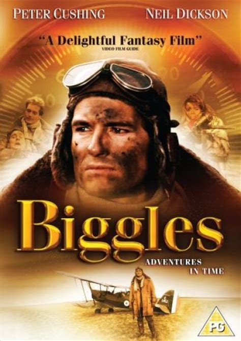 Biggles DVD - Zavvi UK