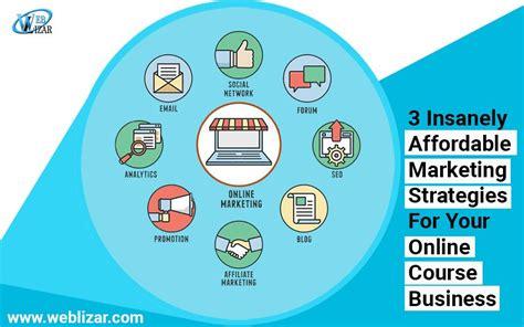marketing strategy course weblizarpost sharpen your web design skills
