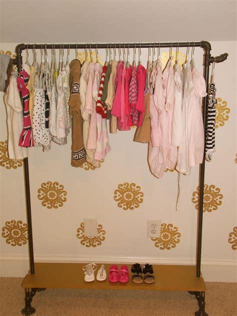 diy clothing rack furniture diy clothes rack design inspiration kropyok