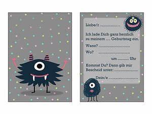 Kindergeburtstag 12 Jährige Jungs : einladungskarten kindergeburtstag einladungen kindergeburtstag monster ebay ~ Frokenaadalensverden.com Haus und Dekorationen