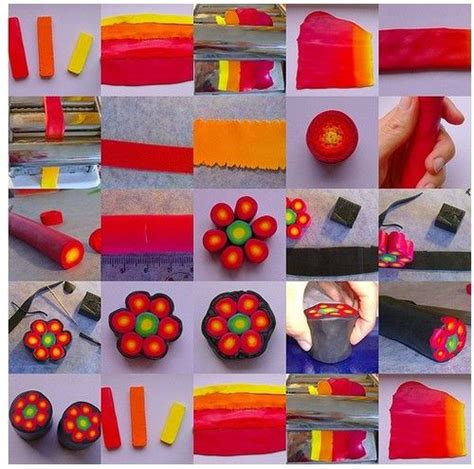 252 best images about tutos modelage du monde entier on best miniature polymers and