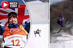 Watch Izzy Atkin win bronze in ski slopestyle at Winter ...