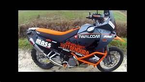 2014 Ktm 990 Adv Full 2in1 Massmoto Exhaust By Tuttoenduro