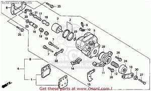1998 Kx 250 Parts Diagram