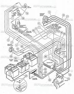 48 Volt Club Car Ds Wiring Diagram