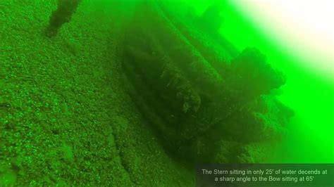 tanglewood cove wreck dive keuka lake youtube
