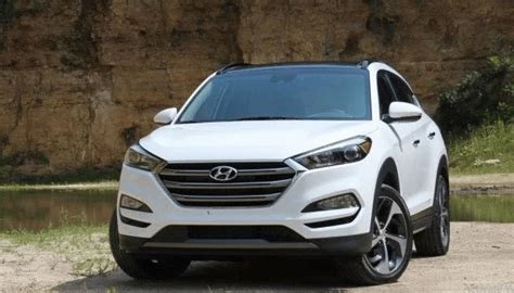 hyundai tucson trims release date redesign colors