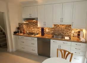 Backsplashes For Kitchens Backsplash For White Kitchen Cabinets Decor Ideasdecor Ideas