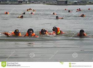 INDONESIA WATER RESCUE TRAINING Editorial Photography ...