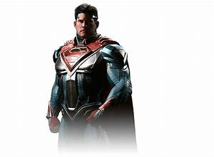 Injustice 2 Superman Gear Stats Moves Abilities
