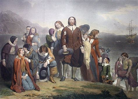 Pilgrims Were Illegal Immigrants