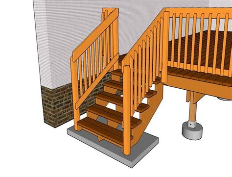 Deck Baluster Spacing Ontario by Standard Deck Railing Height Home Design Ideas