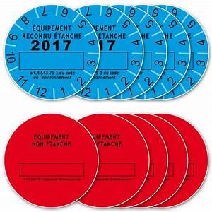 Vignette Controle Technique 2017 : lot 10 etiquettes de marque de contr le d 39 etanch it pour quipements avec fluide frigorig ne ~ Medecine-chirurgie-esthetiques.com Avis de Voitures