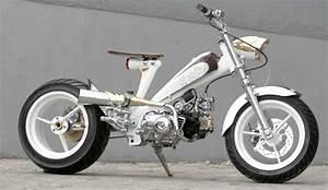 Modif Motor  Modif Honda Astrea 800 Penggerak Roda V