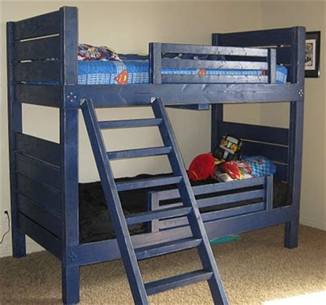 pdf diy homemade bunk bed plans download how to build a