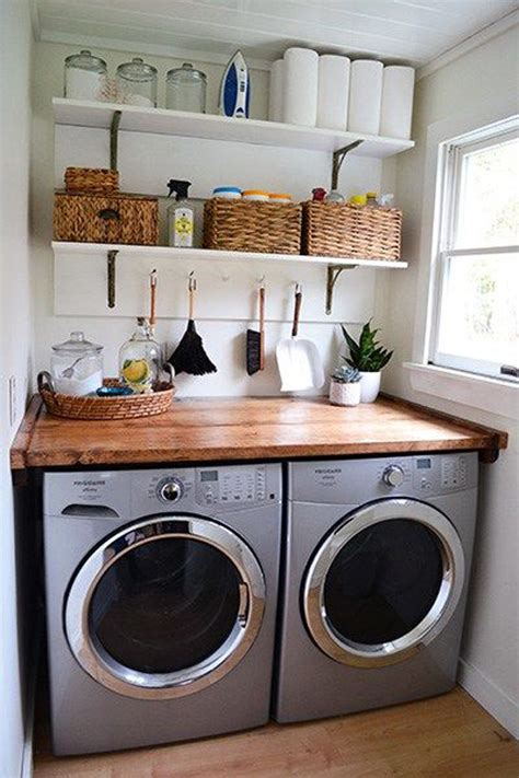 10 Most Awesome Laundry Room With Rustic Touches Home