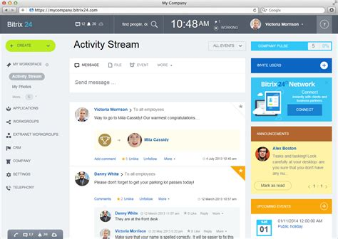 social network  business collaboration  social