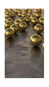 3D Gold Marble Sphere 4K HD Abstract Wallpapers | HD ...