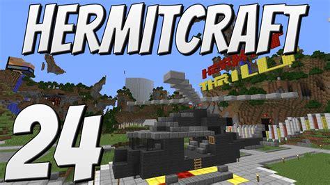 Minecraft  Hermitcraft #24  Pearls From Afar Youtube