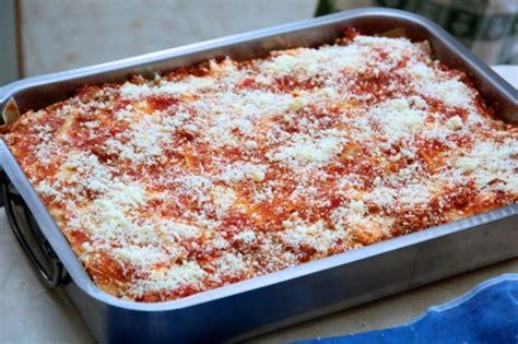 lasagnes comme au sud de l italie la cuisine 224 quatre mains
