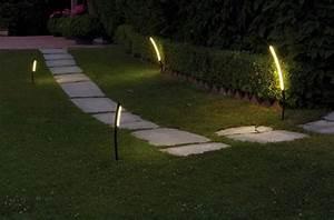 deco jardin luminaire With exceptional eclairage exterieur maison contemporaine 16 salon de jardin exterieur moderne design et style