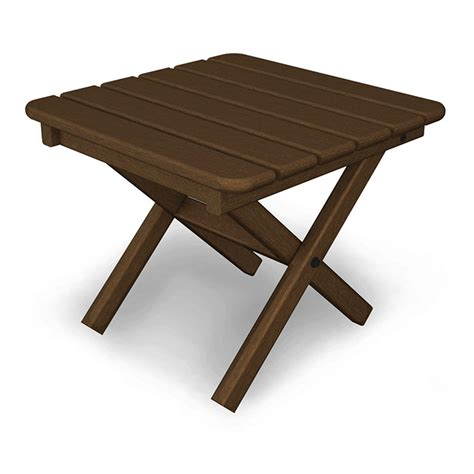 small square outdoor side table weatherproof tables for