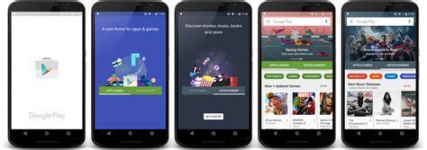 play android le nouveau play est en cours de d 233 ploiement sur
