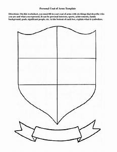 blank coat of arms worksheet wwwpixsharkcom images With make your own coat of arms template