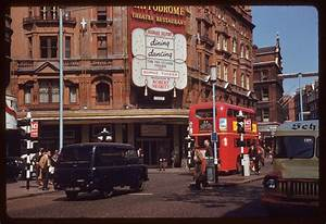 London in Color Photographs in 1960 and 1961 ~ Vintage Everyday