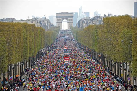 marathon de paris dispositif de securite
