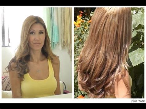 how to color hair at home how i highlight and color my hair at home