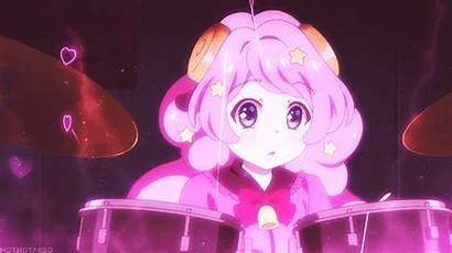Rock Anime Moa Hair Oc Furry Chibi
