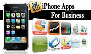 Top 10 Most Useful Iphone Applications For Business