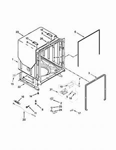 Looking For Whirlpool Model Wdf760sadw2 Dishwasher Repair