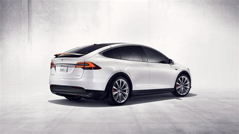 2017 Tesla Model X Wallpapers & Hd Images Wsupercars