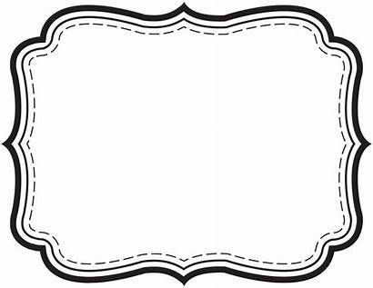 Frame Label Clipart Labels Clipground Buscar Con