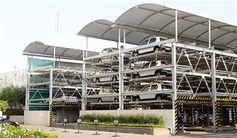 Multi–level Solutions For Car Parking