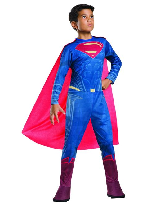 batman v superman superman boys costume costumes