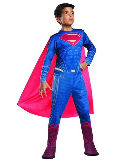 batman v superman superman boys costume costumes
