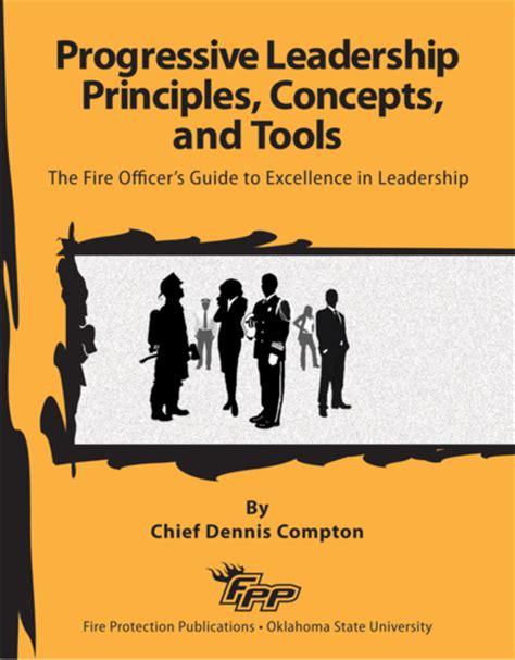 progressive leadership principles concepts  toolsst