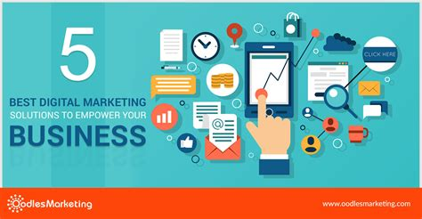 Marketing Solutions - 5 cost effective digital marketing solutions for your business