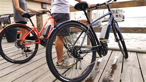 trek verve electric bike youtube