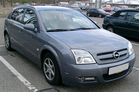 Opel Signum by File Opel Signum Front 20080331 Jpg Wikimedia Commons