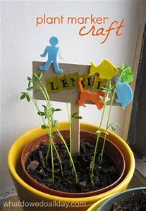 Diagram Of A Plant For Kids To Label