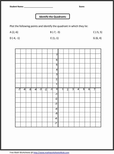 grade math worksheets printable  answers db
