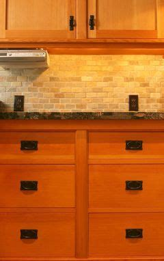 Hand Crafted Custom Cabinetry : Douglas Fir Kitchen